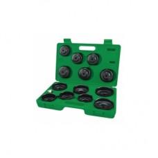 Комплект ключове за маслен филтър Toptul